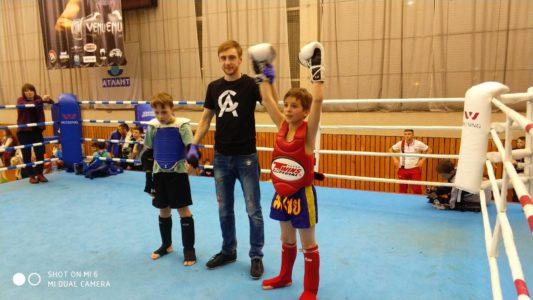 Бойцы клуба на Международном Турнире «CHINGIZ ALLAZOV CUP»
